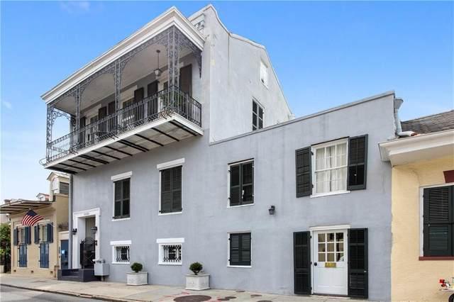 1135 Burgundy Street #1135, New Orleans, LA 70116 (MLS #2295505) :: Reese & Co. Real Estate