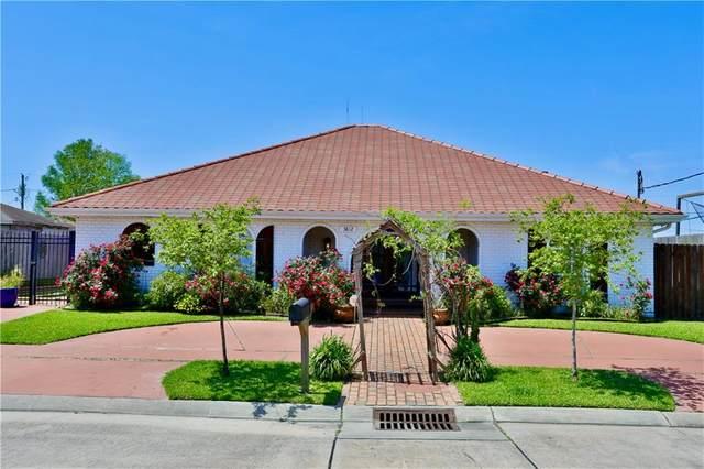 3812 Lena Drive, Chalmette, LA 70043 (MLS #2295527) :: Robin Realty