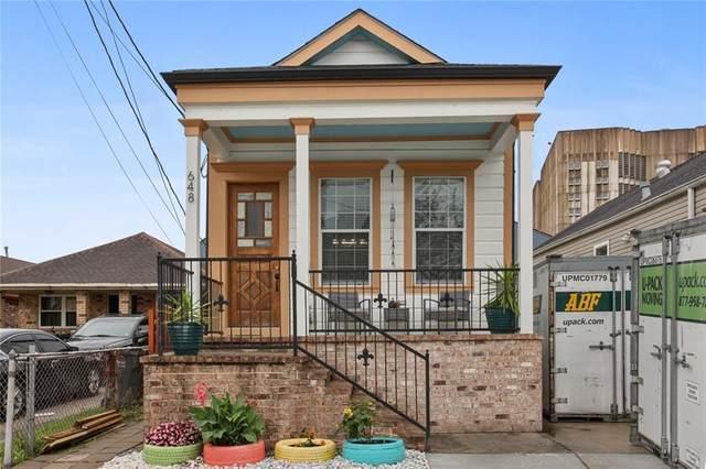 648 S Gayoso Street, New Orleans, LA 70119 (MLS #2295529) :: The Sibley Group