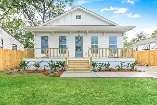 612 Thirba Street, Metairie, LA 70003 (MLS #2295551) :: Reese & Co. Real Estate