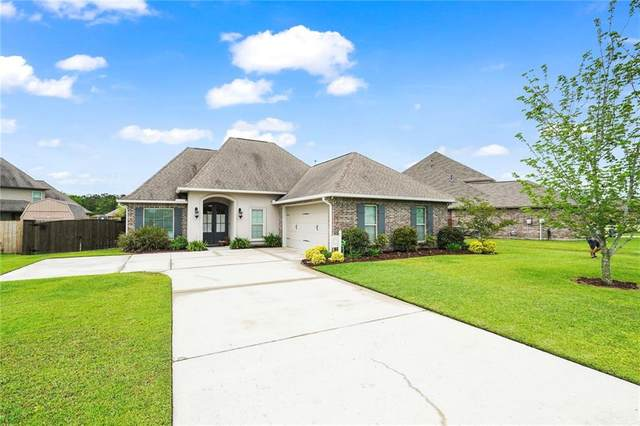 39615 Tickfaw Drive, Ponchatoula, LA 70454 (MLS #2295553) :: Reese & Co. Real Estate