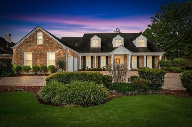 55 English Turn Drive, New Orleans, LA 70131 (MLS #2295557) :: Turner Real Estate Group