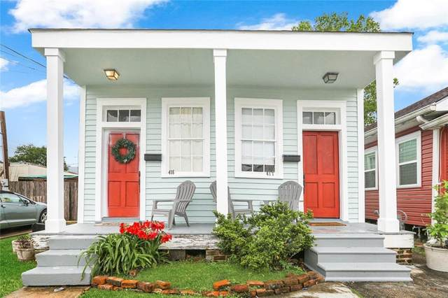 415 7 Derbigny Street, Gretna, LA 70053 (MLS #2295559) :: Reese & Co. Real Estate
