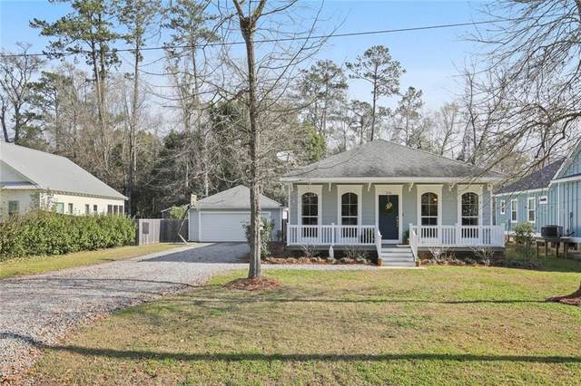 216 W 10TH Avenue, Covington, LA 70433 (MLS #2295567) :: The Sibley Group