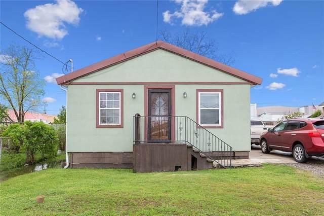 5205 Oak Drive, Marrero, LA 70072 (MLS #2295569) :: Robin Realty