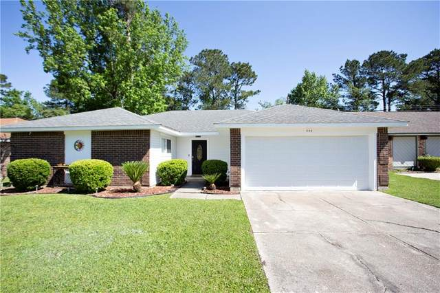 202 Meredith Drive, Slidell, LA 70458 (MLS #2295575) :: Top Agent Realty