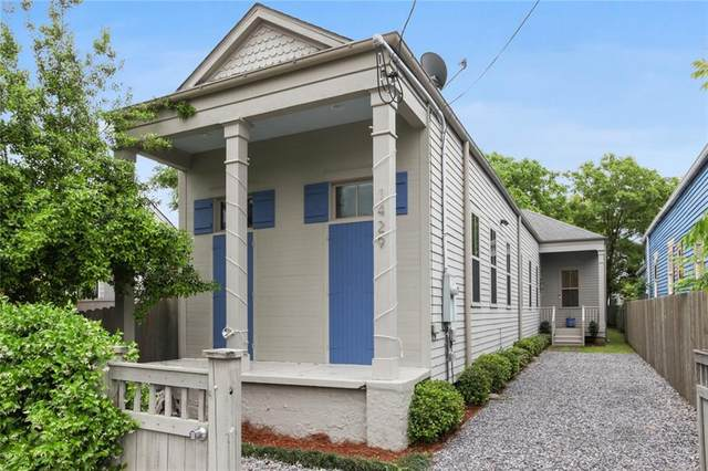 1429 Joliet Street, New Orleans, LA 70118 (MLS #2295589) :: Reese & Co. Real Estate