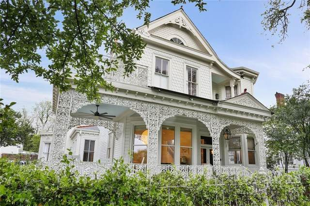 7618 St Charles Avenue, New Orleans, LA 70118 (MLS #2295590) :: Reese & Co. Real Estate