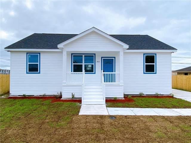 2412 Artillery Drive, Chalmette, LA 70043 (MLS #2295621) :: Nola Northshore Real Estate