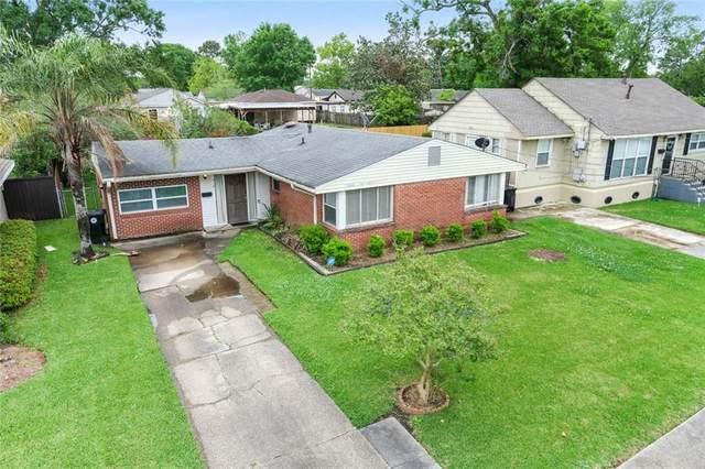 418 River Oaks Drive, New Orleans, LA 70131 (MLS #2295625) :: Crescent City Living LLC