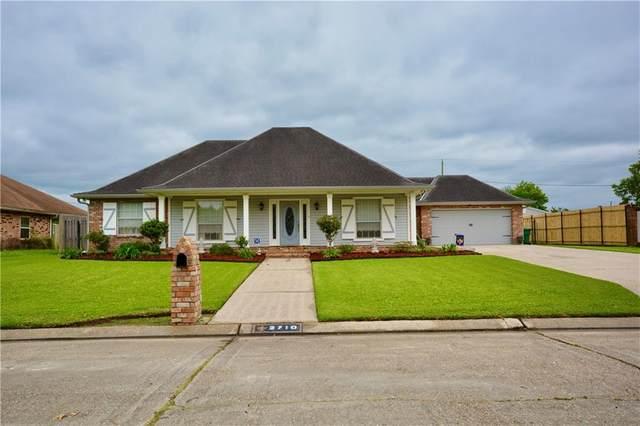 2710 Cedarlawn Drive, Marrero, LA 70072 (MLS #2295703) :: Reese & Co. Real Estate