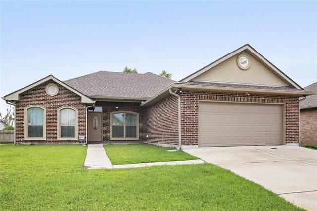 2432 Rue Saint Louis Street, Terrytown, LA 70056 (MLS #2295714) :: Reese & Co. Real Estate