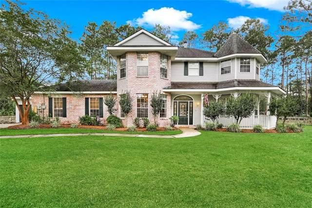 312 Concord Drive, Mandeville, LA 70471 (MLS #2295813) :: Crescent City Living LLC