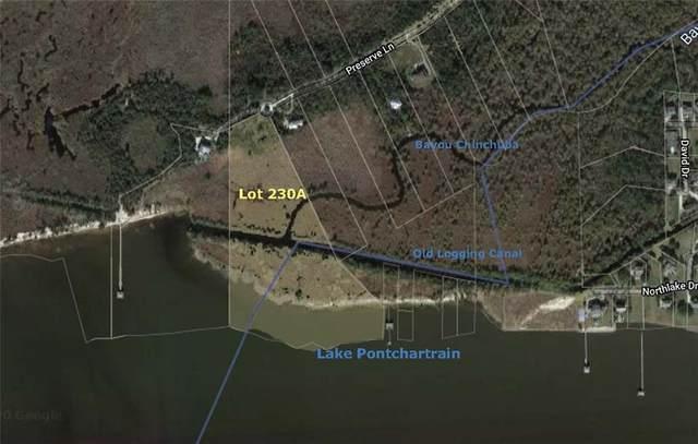 230A Preserve Lane, Mandeville, LA 70471 (MLS #2295854) :: Turner Real Estate Group