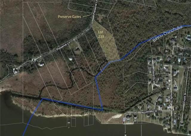 26 Preserve Lane, Mandeville, LA 70471 (MLS #2295857) :: Freret Realty