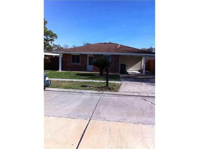 1833 Dogwood Drive, Harvey, LA 70058 (MLS #2295864) :: Freret Realty