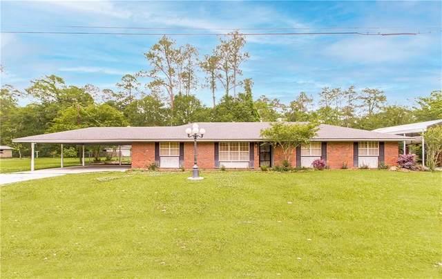 42205 Garden Drive, Ponchatoula, LA 70454 (MLS #2295910) :: Turner Real Estate Group