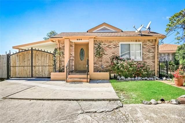 804 S Bengal Road, Metairie, LA 70003 (MLS #2295944) :: Turner Real Estate Group