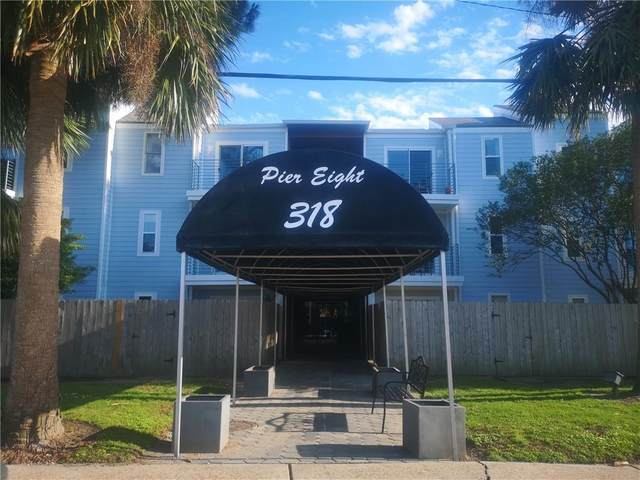 318 Lake Marina Avenue #121, New Orleans, LA 70124 (MLS #2295989) :: Satsuma Realtors