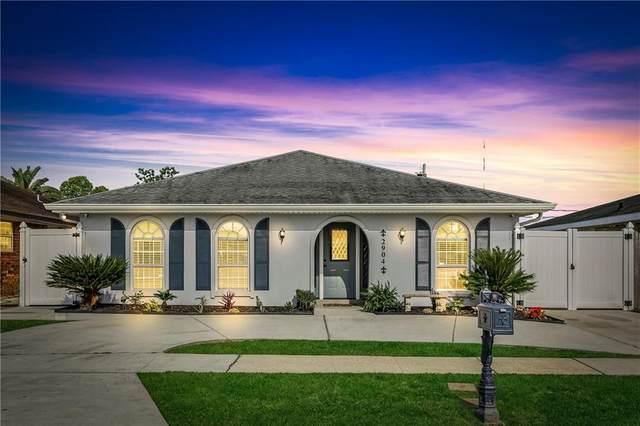 2904 Corinne Drive, Chalmette, LA 70043 (MLS #2296001) :: Robin Realty