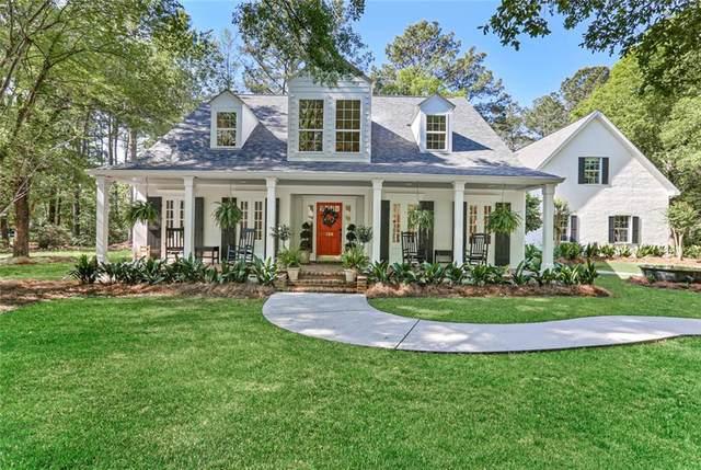 106 Sherry Lane, Mandeville, LA 70471 (MLS #2296125) :: Reese & Co. Real Estate