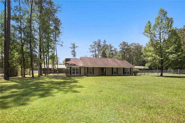 50501 Creekside Drive, Loranger, LA 70446 (MLS #2296136) :: Top Agent Realty