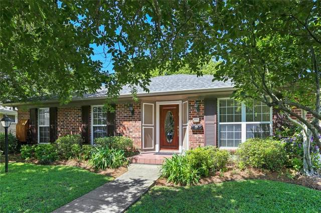 3908 Napoli Drive, Metairie, LA 70002 (MLS #2296180) :: The Sibley Group