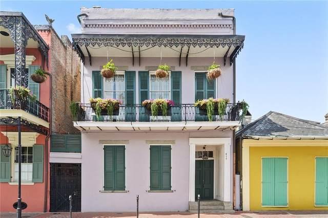 817 Burgundy Street C, New Orleans, LA 70116 (MLS #2296241) :: Reese & Co. Real Estate