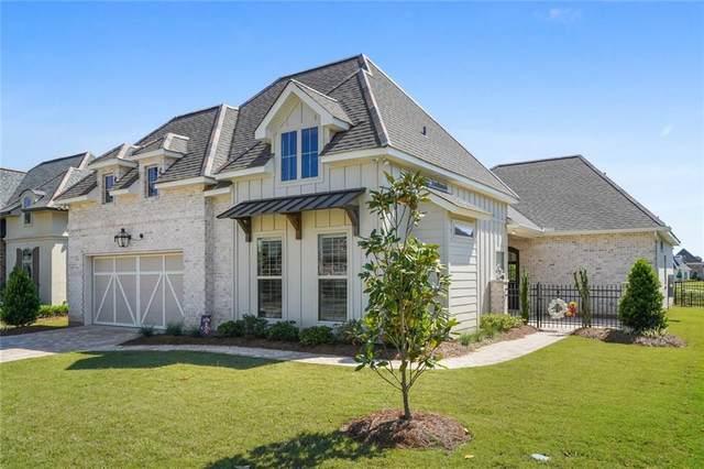 966 S Corniche Du Lac, Covington, LA 70433 (MLS #2296378) :: Crescent City Living LLC