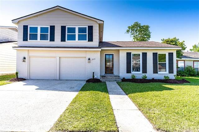 3813 Dulaney Drive, Harvey, LA 70058 (MLS #2296454) :: Crescent City Living LLC