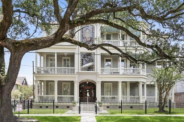 1221 Napoleon Avenue #1221, New Orleans, LA 70115 (MLS #2296514) :: Turner Real Estate Group