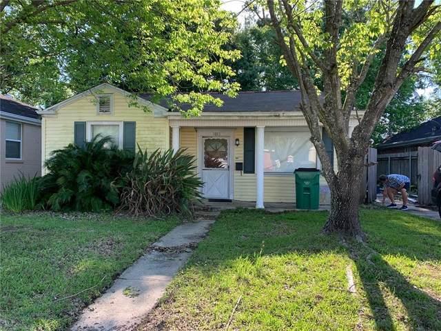 1013 Flanders Street, Metairie, LA 70001 (MLS #2296602) :: Nola Northshore Real Estate