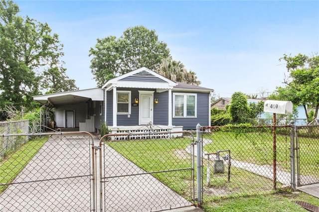 409 Kent Avenue, Metairie, LA 70001 (MLS #2296737) :: Parkway Realty