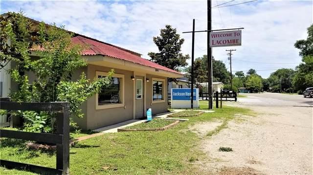 28093 U.S. 190 Highway, Lacombe, LA 70445 (MLS #2296770) :: The Puckett Team