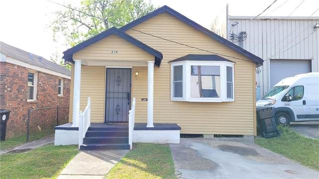 516 N Hennessey Street, New Orleans, LA 70119 (MLS #2296913) :: Reese & Co. Real Estate