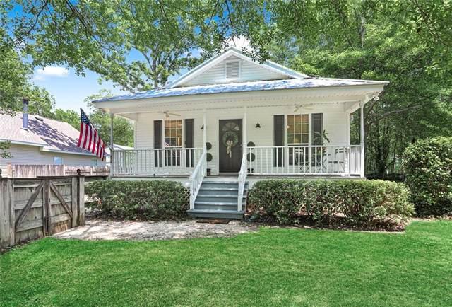 71138 Shady Lake Drive, Covington, LA 70433 (MLS #2296946) :: Amanda Miller Realty