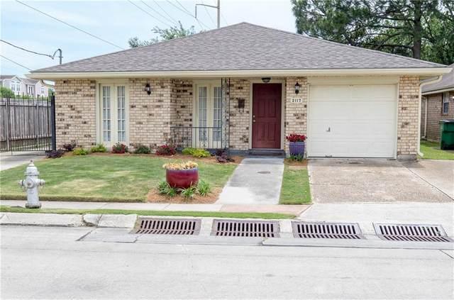 2117 Division Street, Metairie, LA 70001 (MLS #2296960) :: Amanda Miller Realty