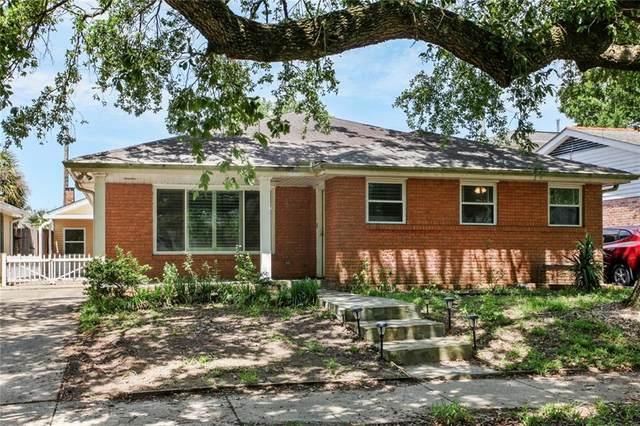 301 Crystal Street, New Orleans, LA 70124 (MLS #2297059) :: Crescent City Living LLC