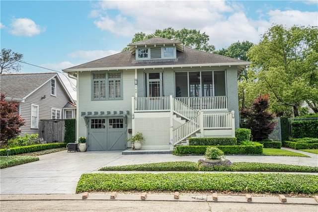 146 Lake Avenue, Metairie, LA 70005 (MLS #2297068) :: Parkway Realty
