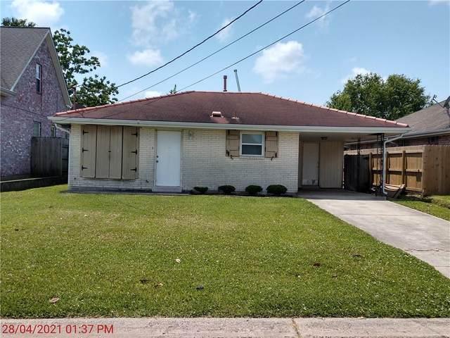 4516 Saint Mary Street, Metairie, LA 70006 (MLS #2297208) :: Nola Northshore Real Estate