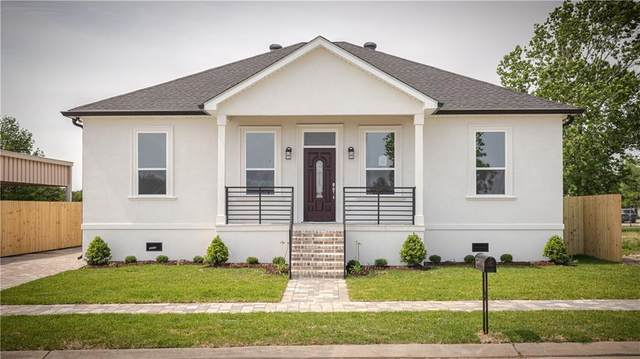 708 E Josephine Street, Chalmette, LA 70043 (MLS #2297236) :: Reese & Co. Real Estate