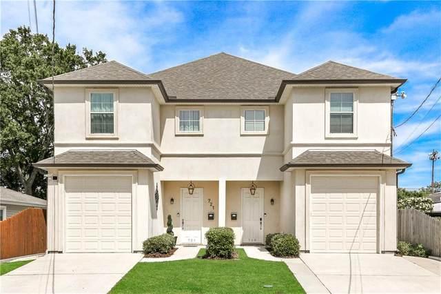 721 N Turnbull Drive, Metairie, LA 70001 (MLS #2297293) :: Crescent City Living LLC