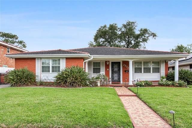 2377 Leon C Simon Drive, New Orleans, LA 70122 (MLS #2297338) :: Top Agent Realty