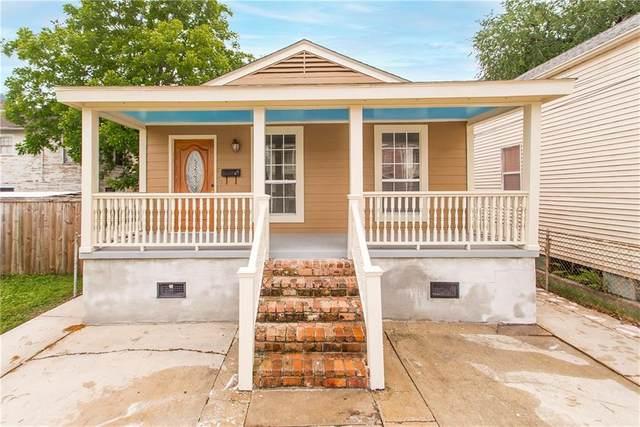 818 Josephine Street, New Orleans, LA 70130 (MLS #2297357) :: Crescent City Living LLC