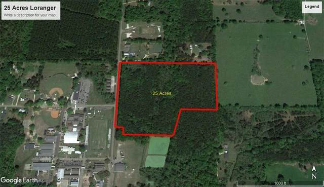 Hwy 1062 Hwy 1062 Highway, Loranger, LA 70446 (MLS #2297445) :: The Sibley Group