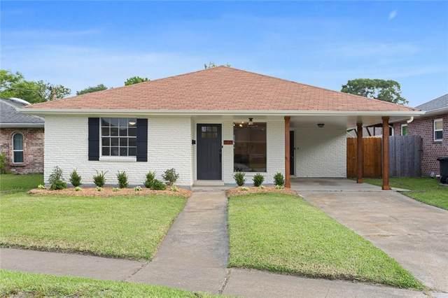 5229 Jasper Street, Metairie, LA 70006 (MLS #2297446) :: Crescent City Living LLC