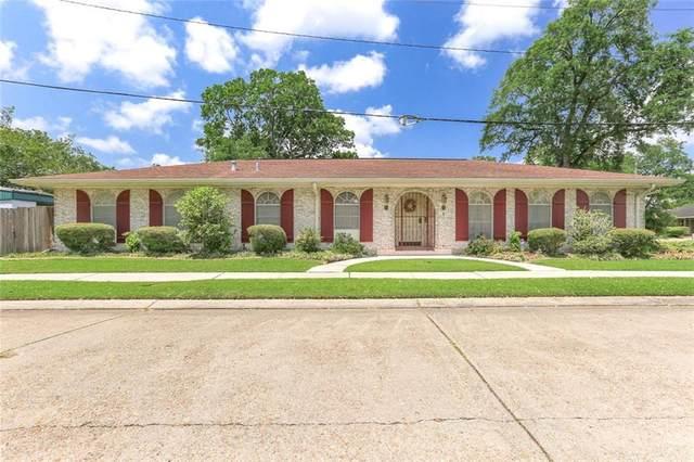 800 Gordon Avenue, Harahan, LA 70123 (MLS #2297476) :: Crescent City Living LLC