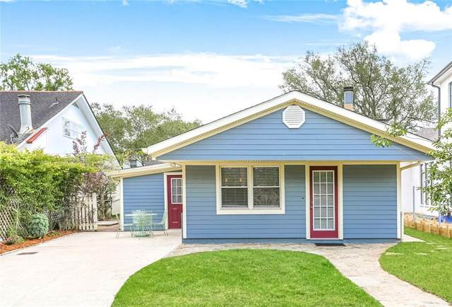 65 Thrasher Street, New Orleans, LA 70124 (MLS #2297498) :: The Sibley Group