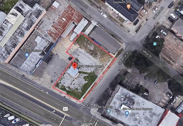 4001 Tulane Avenue, New Orleans, LA 70119 (MLS #2297546) :: Reese & Co. Real Estate