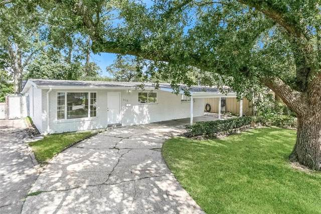 528 Roseland Parkway, Harahan, LA 70123 (MLS #2297553) :: Turner Real Estate Group